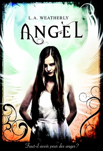 Angel - Lee Weatherly