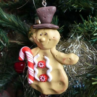 Grand sapin pour Noël gourmand...