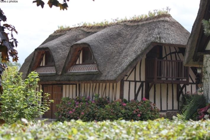 maisons de Normandie