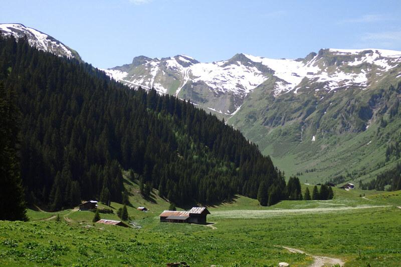 Randonnée au lac de Gers
