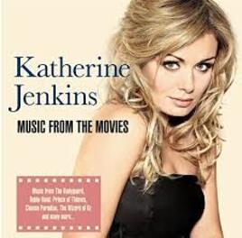 JENKINS, Katherine - Jealous of the Angels  (Musiques pour l'âme)