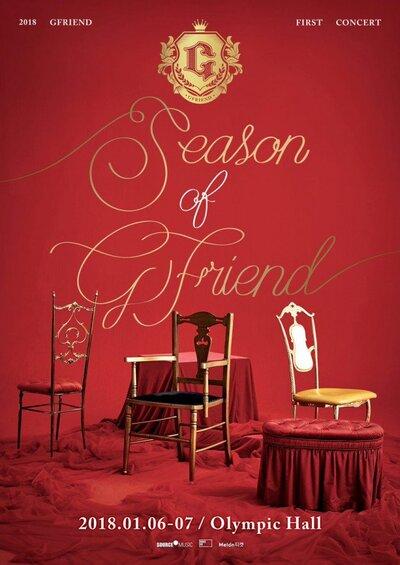 """Résultat de recherche d'images pour """"season of gfriend concert"""""""