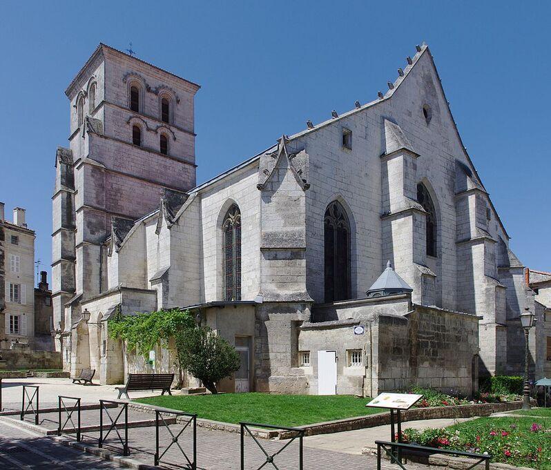Image illustrative de l'article Église Saint-André d'Angoulême