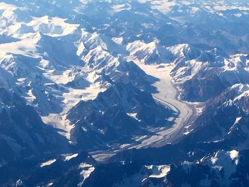 Alaska jour 5 - en route pour la mer de Béring #1