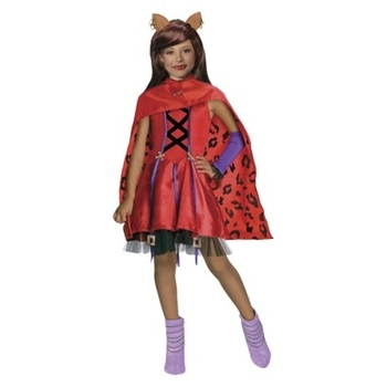 clawdeen scary tales costume