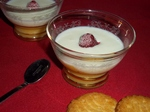Verrine de fromage blanc au lemon curd - Thermomix
