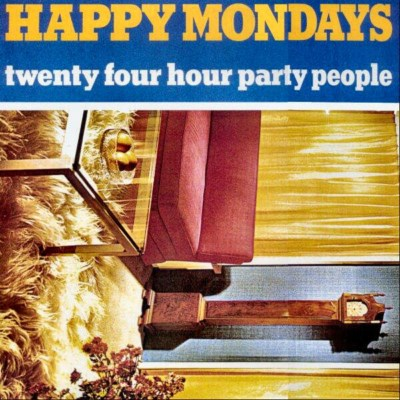 Happy Mondays - 24 Hour Party People - 1987