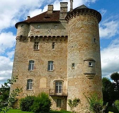 Les châteaux de Curemonte