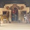 Temple de Embekke - Sri Lanka