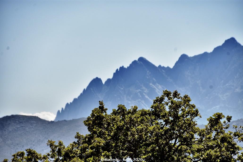 Col de Battaglia  -  Pioggiola