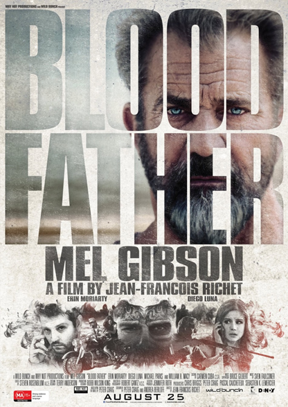 Blood father, Jean-François Richet, 2016