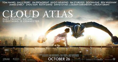CLOUD ATLAS Le Film