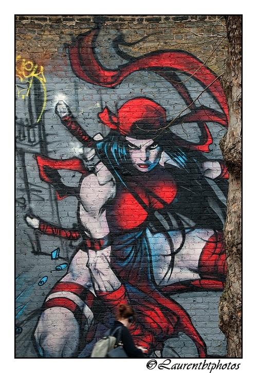 Street art à Londres (2)
