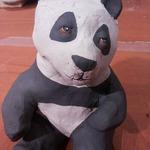 Nicole:Panda au regard doux