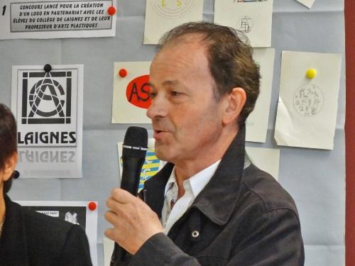 Les 40 ans de l'ASCLE de Laignes...