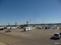le port de Garrucha