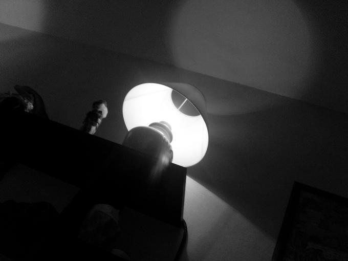 Lampe N&B