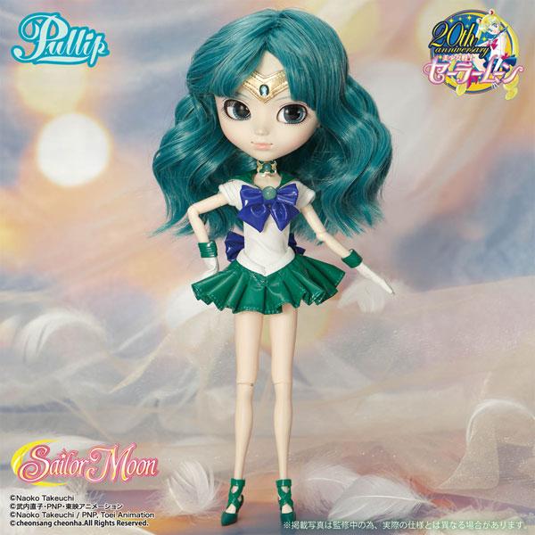 Juillet : Pullip Sailor Neptune