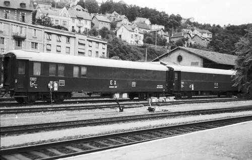 Economat et Train économat SNCF