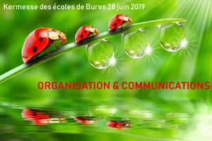KERMESSE DES ECOLES DE BURES LE 28 JUIN 2019