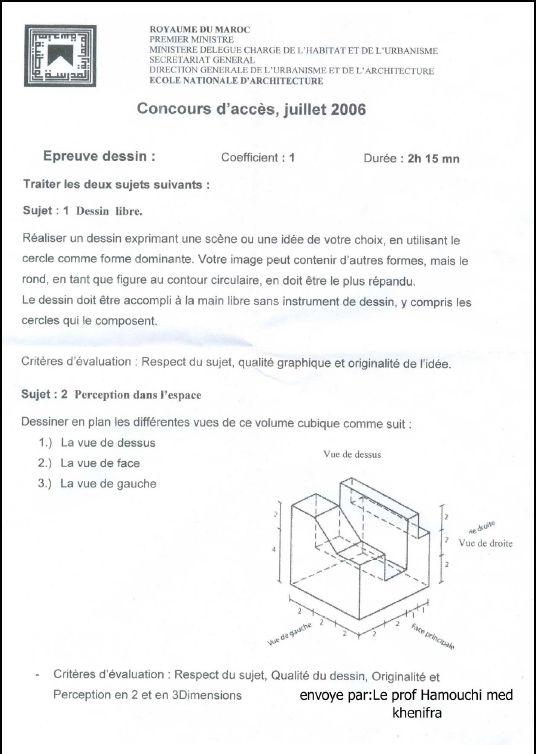 dissertation ena rabat