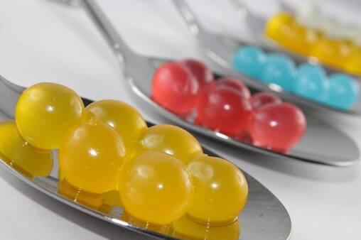 Molecular gastronomy by David Faure
