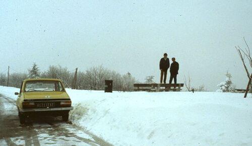 La Renault 12 était ma première voiture