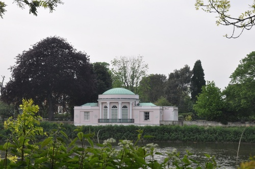 The Royal Botanic Gardens Kew