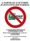 boycott bnp