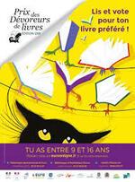 Rencontres en Eure pour le Prix des Dévoreurs de Livres : c'était flow ! :-D