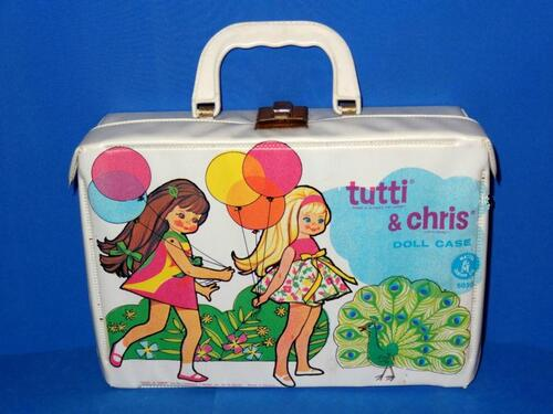 La Barbie Tutti et sa valise