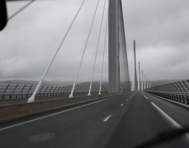 Le viaduc de Millau (6)