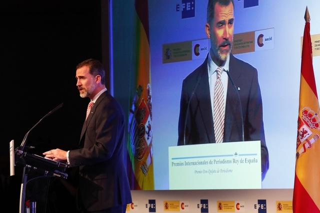 """Premios Rey de España"""" y la XIII edición del Premio """"Don Quijote"""" de Periodismo"""
