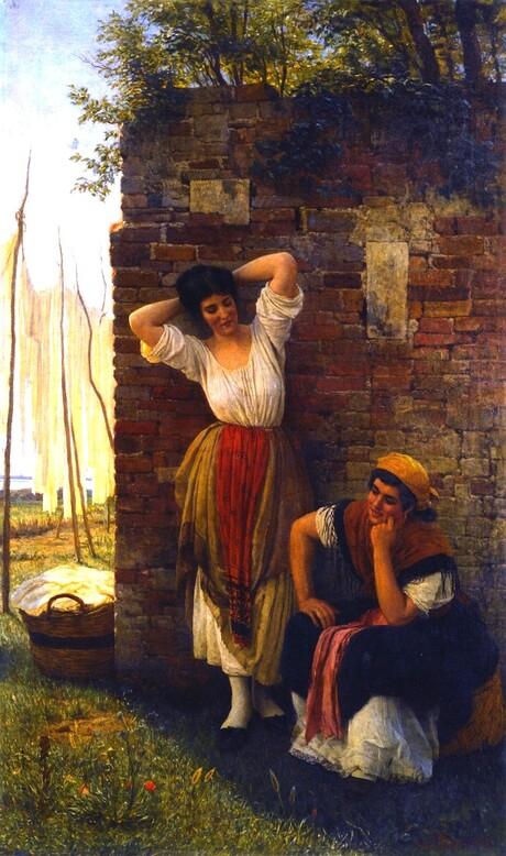 6-De Blass / un portraitiste italien (1)