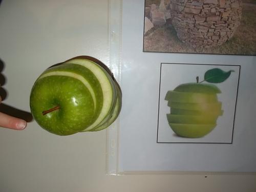 Arts visuels et Pomme
