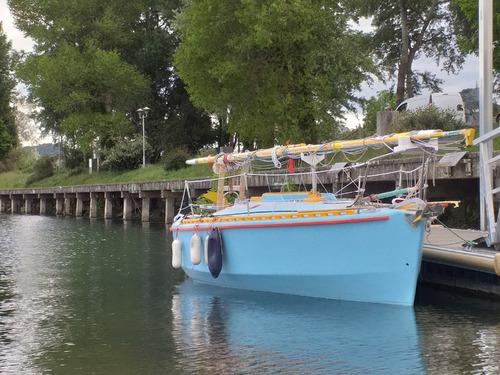 Un nouveau Figaro 6 / épisode 65 ... Et vogue le navire !