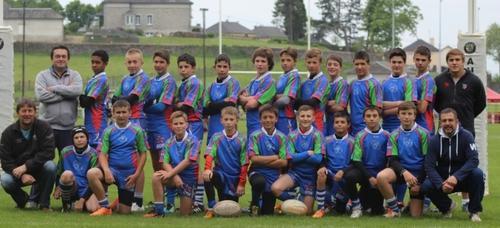 Reprise de l'école de rugby SPAUR pour la saison 2015/2016
