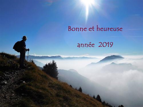 Bonne année et 8 ans !