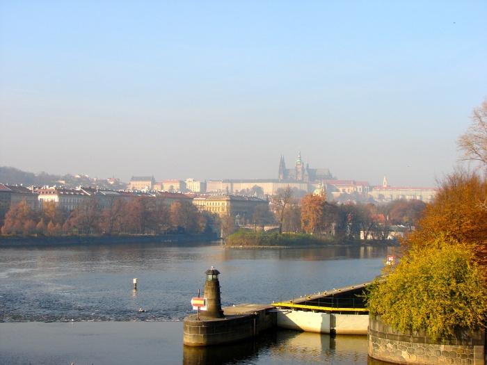 Prague, la cathédrale Saint Guy
