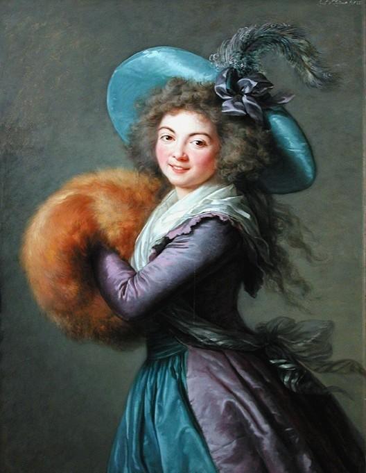 Bien-aimé Louise-Élisabeth Vigée, Madame Vigée-Lebrun (1755-1842) - La  PN05