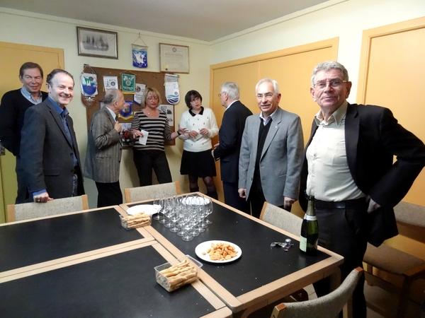 Le très beau geste du Rotary en faveur de deux  communes Châtillonnaises, durement touchées par la tornade de juin 2013