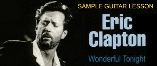 CLAPTON, Eric - Wonderful Tonight (1978)  (Soft Rock Café)