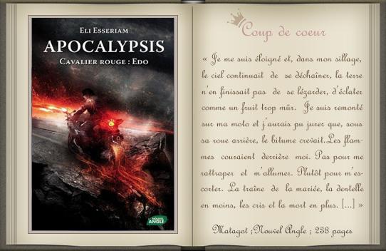 « Apocalypsis T02 » de Eli Esseriam