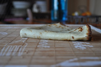 Crêpes moelleuses pour mardi gras