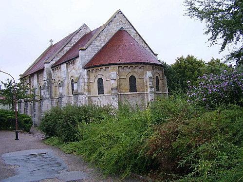 La chapelle romane 032