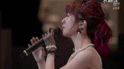 Message de Saki au dernier concert des Berryz Kobo