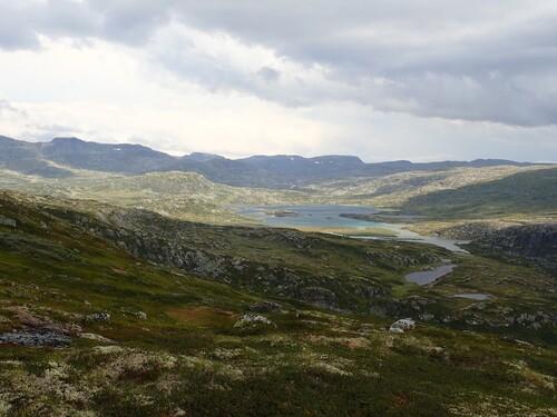 J5 - Orages sur le Hardangerjøkulen suite