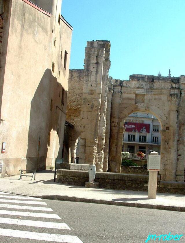 Isére: Un détour par Vienne,une ancienne ville romaine IIIe siècle av J-C