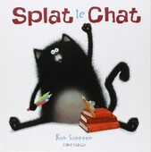 Splat le Chat - Lecture CP