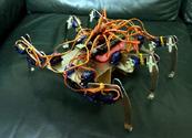 hexapod,arduino,leca philippe,philippe leca